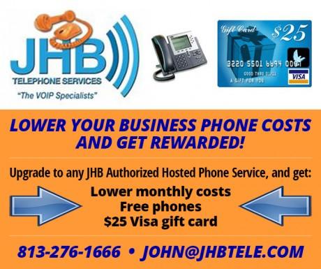 JHB Telephone
